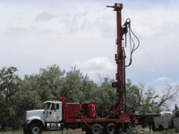 Our New Well Drill